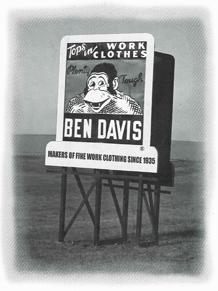 ベン・デイビス/Ben Davis