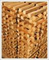 木材をキルン乾燥