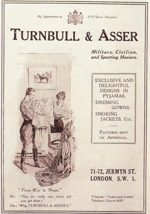 ターンブル&アッサー/Turnbull&Asser